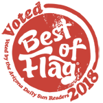Best of Flagstaff 2018 logo