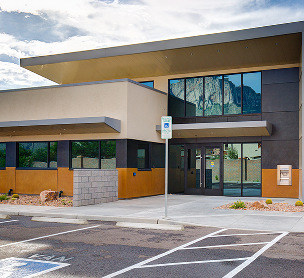 OneAZ Credit Union Oro Valley branch - exterior 2
