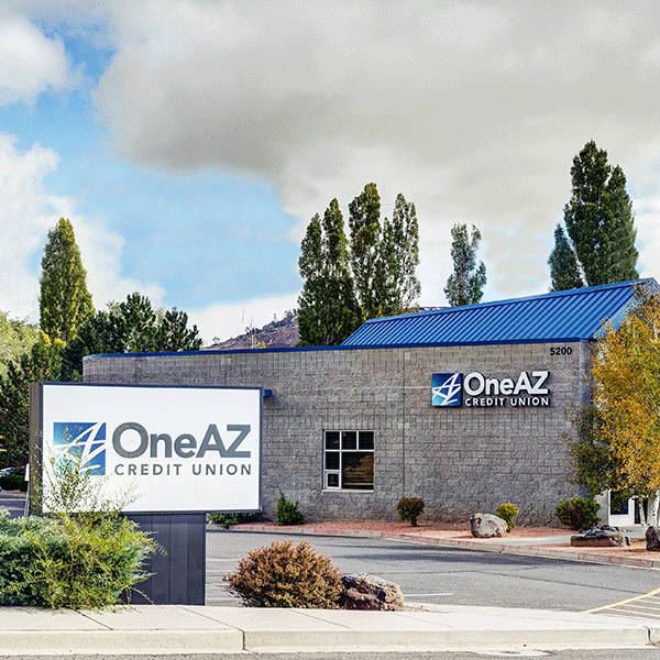 OneAZ Credit Union Flagstaff US Highway 89 branch - 1