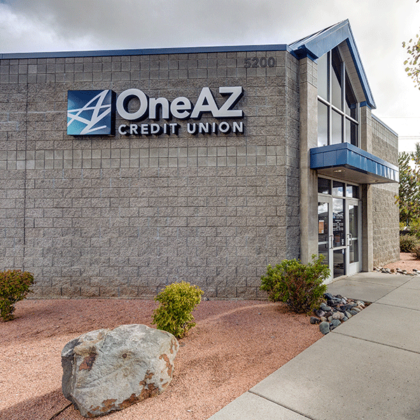OneAZ Credit Union Flagstaff US Highway 89 branch - 2