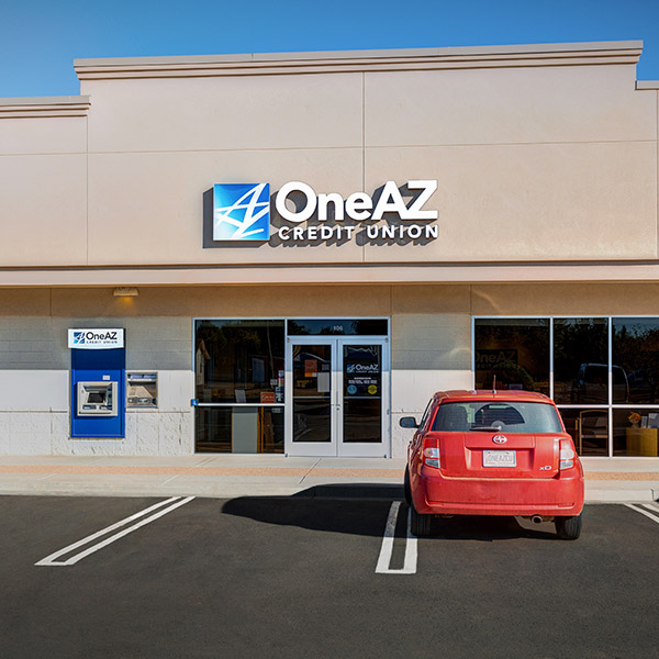 OneAZ Credit Union Chino Valley branch - 1