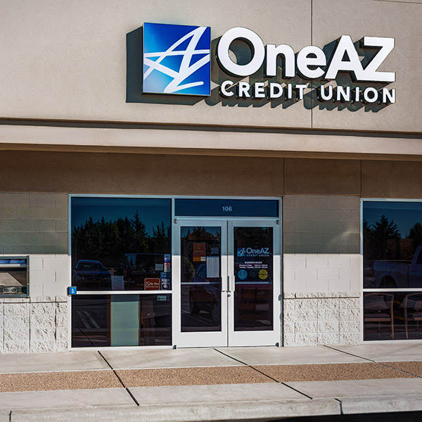 OneAZ Credit Union Chino Valley branch - 2