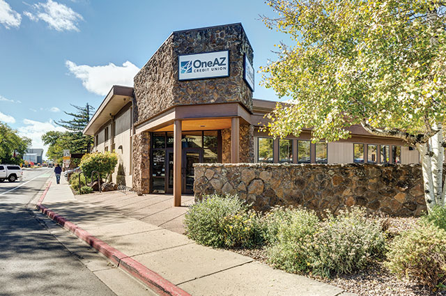 OneAZ Credit Union - Flagstaff Beaver Street branch