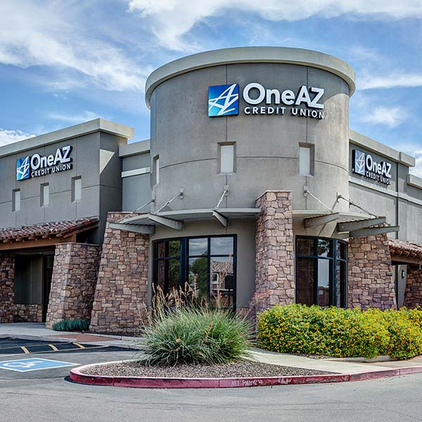 OneAZ Credit Union Gilbert Queen Creek branch - 1