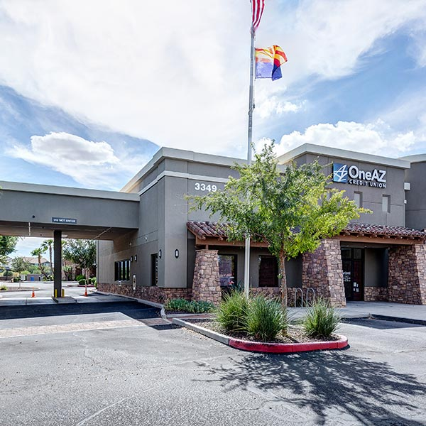 OneAZ Credit Union Gilbert Queen Creek branch - 5