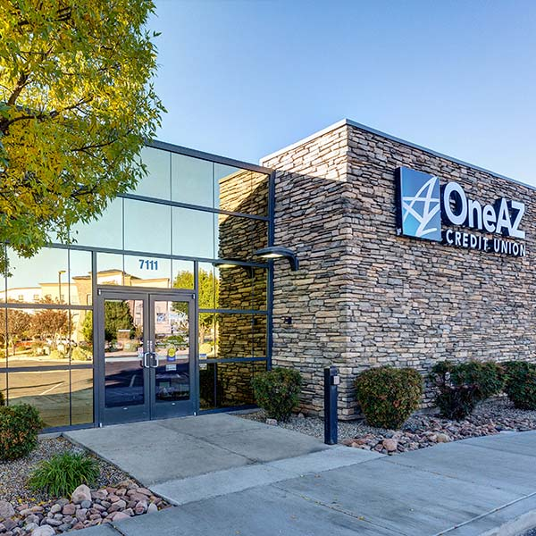 OneAZ Credit Union Prescott Valley branch - 1