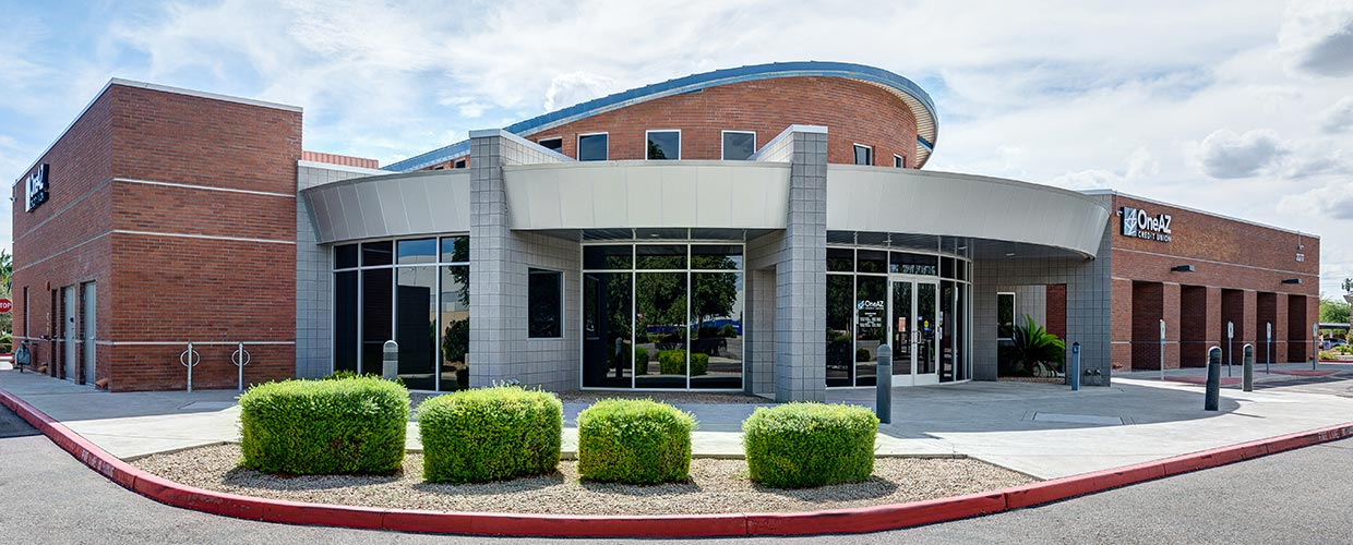 OneAZ Credit Union Gilbert Guadalupe Rd branch