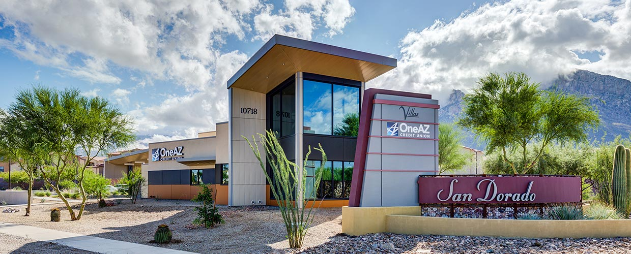 OneAZ Credit Union Oro Valley branch