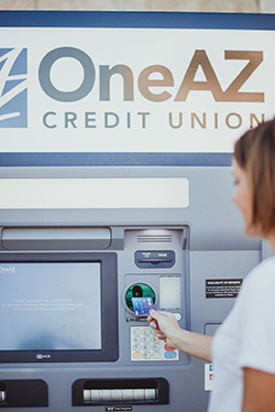 Access over 25,000 fee-free ATMs
